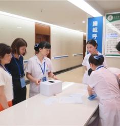 我院顺利完成2018年四川省护士规范化培训临床实践能力考核