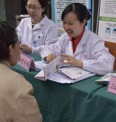 """512国际护士节--""""护理,引领之声-人人享有健康""""义诊活动"""