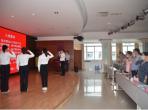 四川省第四人民医院召开庆祝中国共产党成立99周年大会