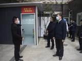 省卫生健康委员会党组成员、副主任宋世贵率队到省第四人民医院慰问一线医务人员并调研指导工作