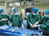 捷报频传 再创佳绩——我院心内科完成首例无导线起搏器临床植入