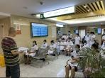 省四医院开展门诊医护人员消防安全知识培训